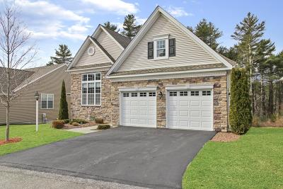 Plymouth Single Family Home For Sale: 51 Woodsong