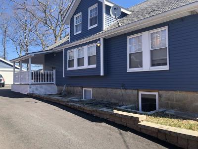 Brockton Single Family Home Price Changed: 153 Forest Ave
