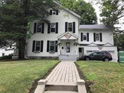 Worcester Single Family Home For Sale: 72 Park Ave