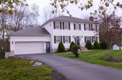 Attleboro Single Family Home For Sale: 7 Twins Cir