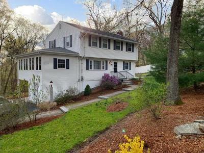 Southborough Single Family Home For Sale: 41 Atwood Rd