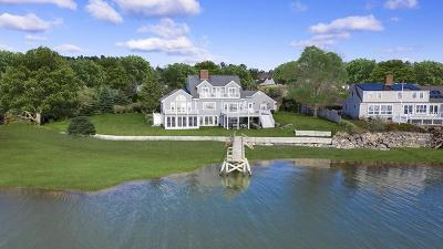 Duxbury Single Family Home For Sale: 80 Seabury Point Rd