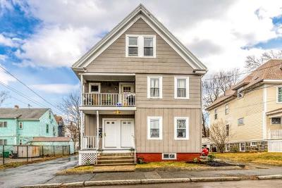Medford Multi Family Home For Sale: 6 College Ave
