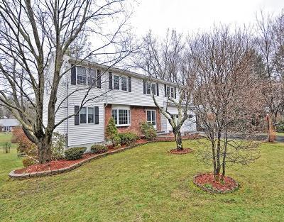 Framingham Single Family Home For Sale: 12 Gannon Terrace