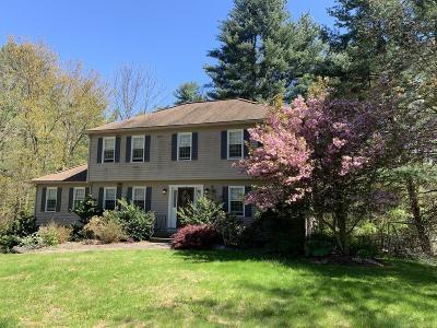 Sudbury Single Family Home For Sale: 10 Crescent Ln