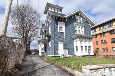 Boston MA Multi Family Home Under Agreement: $1,200,000
