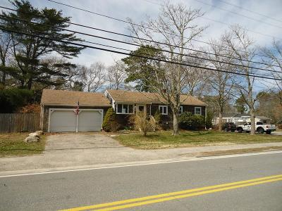 Falmouth Single Family Home For Sale: 101 Seacoast Shores Blvd