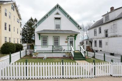 Single Family Home For Sale: 160 Neponset Ave