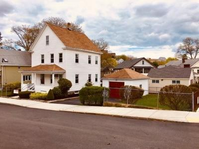 Malden Single Family Home For Sale: 5 Field St.