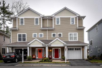 Needham Condo/Townhouse For Sale: 900 Greendale #5