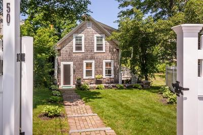 Cohasset Single Family Home For Sale: 50 Stockbridge Street