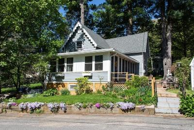 Wenham, Hamilton Single Family Home For Sale: 6 Maple Ave