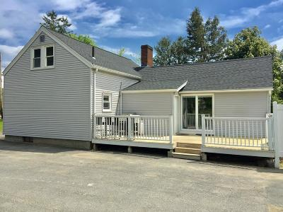 Wilmington Single Family Home For Sale: 857 Main Street
