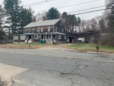 Attleboro Multi Family Home Under Agreement: 868 Pleasant St