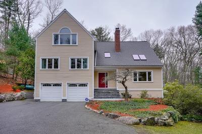 Wayland Single Family Home For Sale: 144 Woodridge Road