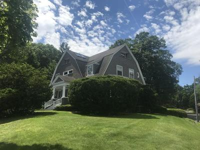 Newton Single Family Home For Sale: 1830 Commonwealth Ave