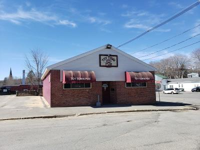 MA-Worcester County Commercial For Sale: 28 Railroad St