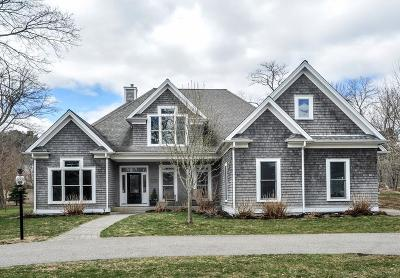 Duxbury Single Family Home For Sale: 107 Eagles Nest Rd