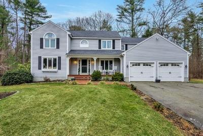 MA-Bristol County Single Family Home For Sale: 12 N White Pine Ln