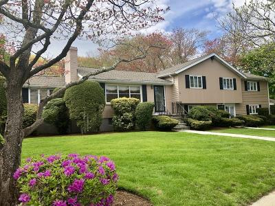 Newton Single Family Home For Sale: 118 Meadowbrook Road