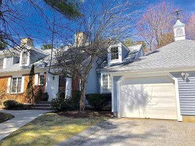 Middleton Condo/Townhouse For Sale: 11 Stony Brook Lane #11