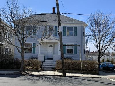 Salem MA Multi Family Home Under Agreement: 2 Cabot Street