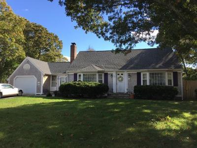 Barnstable Single Family Home For Sale: 73 Lillian Dr