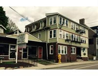 MA-Norfolk County Commercial For Sale: 117 South St