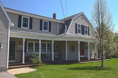 Middleboro Single Family Home For Sale: 209 Everett St