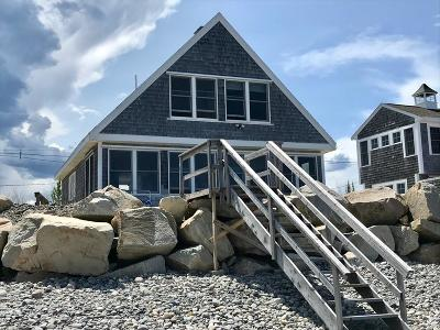 Scituate Single Family Home For Sale: 198 Central Ave