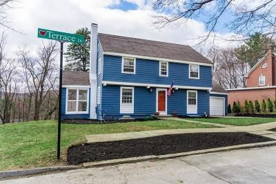 Worcester Single Family Home For Sale: 31 Terrace Drive