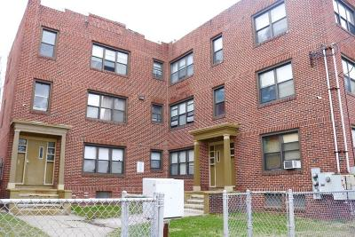 RI-Providence County Multi Family Home For Sale: 53-55 Dartmouth Ave