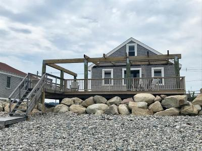 Scituate Single Family Home For Sale: 196 Central Ave