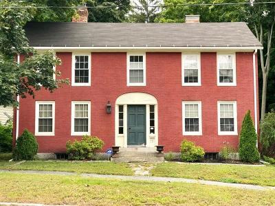 Shrewsbury Single Family Home For Sale: 731 Main St.