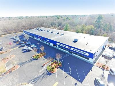 MA-Bristol County Commercial For Sale: 331 State Rd