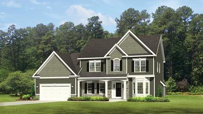 Plymouth Single Family Home Under Agreement: 52 Blue Gill Lane