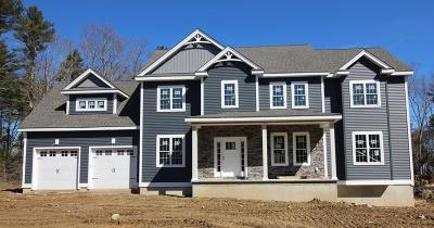 Rehoboth Single Family Home For Sale: Lot 1 Plain Street