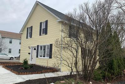Worcester Single Family Home Price Changed: 65 E Mountain St