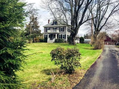 MA-Bristol County Single Family Home For Sale: 155 Winter Street