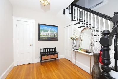 Milton Single Family Home For Sale: 89 Blue Hills Pkwy