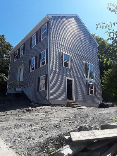 Fall River Single Family Home For Sale: 179 Stewart