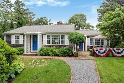 Sandwich Single Family Home For Sale: 39 Wing Boulevard West