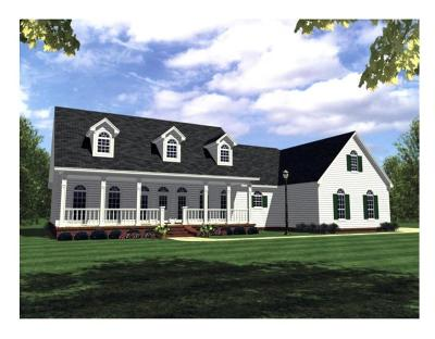 Duxbury Single Family Home For Sale: Lot A Teakettle Lane
