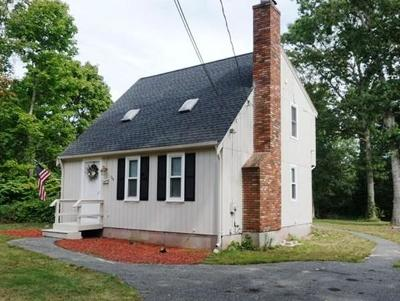 Barnstable Single Family Home For Sale: 100 Kelley Rd