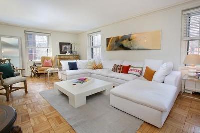 Condo/Townhouse For Sale: 276 Marlborough St #2