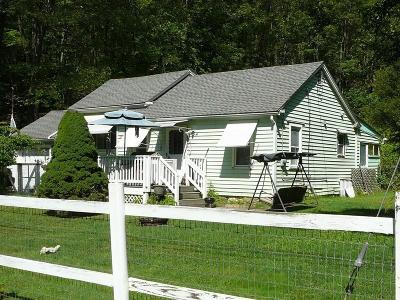 Belchertown Single Family Home For Sale: 140 Amherst Road