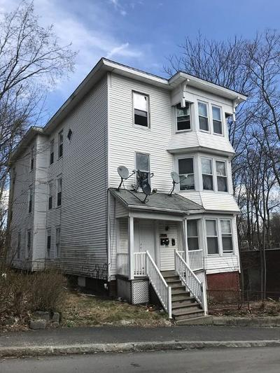 Worcester Multi Family Home For Sale: 16 Oread Place