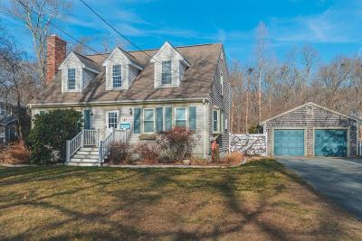 MA-Bristol County Single Family Home For Sale: 147 Rockland St