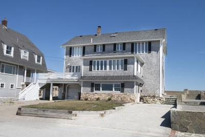 Hingham, Hull, Scituate, Norwell, Hanover, Marshfield, Pembroke, Duxbury, Kingston, Plympton Single Family Home For Sale: 85 Surfside Rd