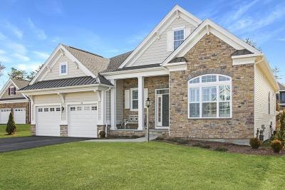 Plymouth Single Family Home For Sale: 18 Snapping Bow